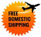 Free shipping on fiber optic components